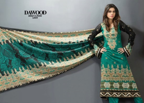 Latest Dawood Lawn