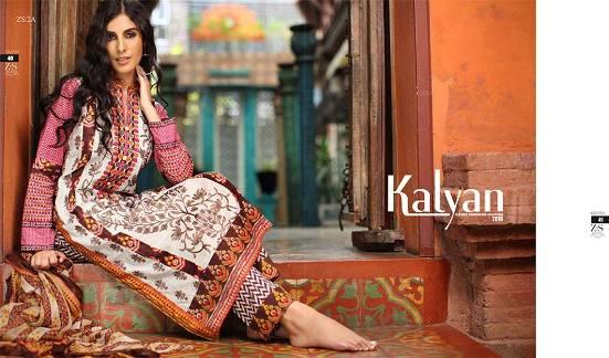 Kalyan Lawn Shirts