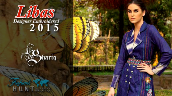 Libas Embroidered Lawn 2015