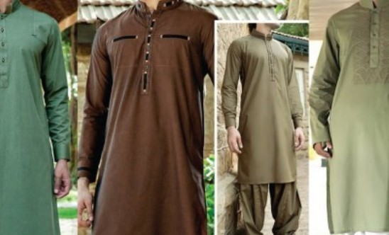Shalwar Suits For Eid