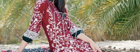 Zara Sara Embroidered Lawn