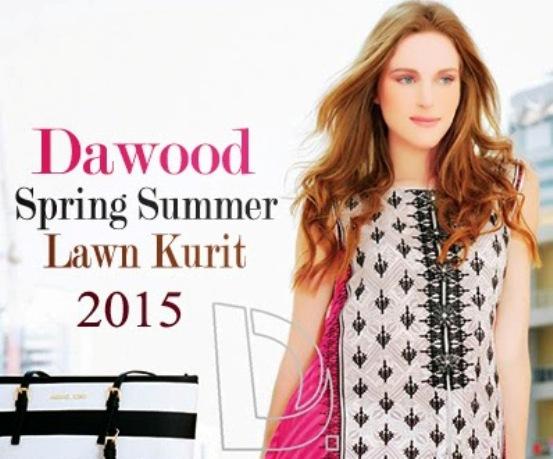 Dawood Classic Lawn 2015