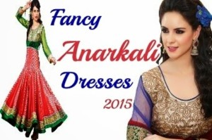 Fancy Anarkali Dresses