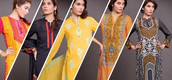 kayseria lawn suits