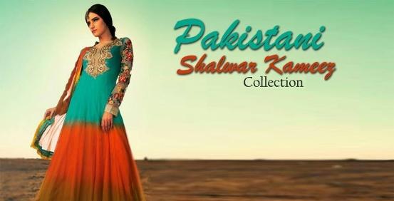 Readymade Pakistani Shalwar Kameez