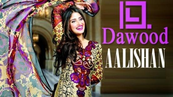 Dawood Aalishan Lawn