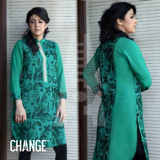 Change Kurti Collection