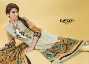 Dawood Lawn Collection