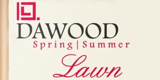 Dawood Lawn Collection 2015