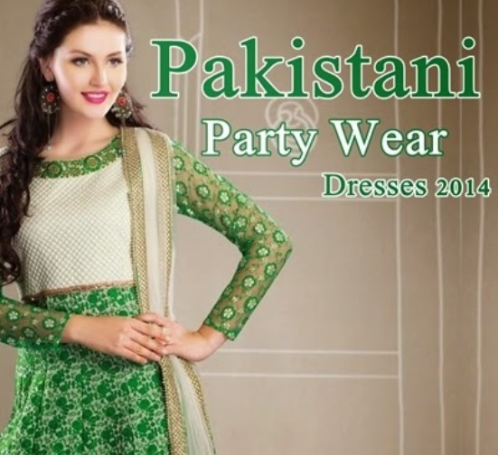 Pakistani Party Wear