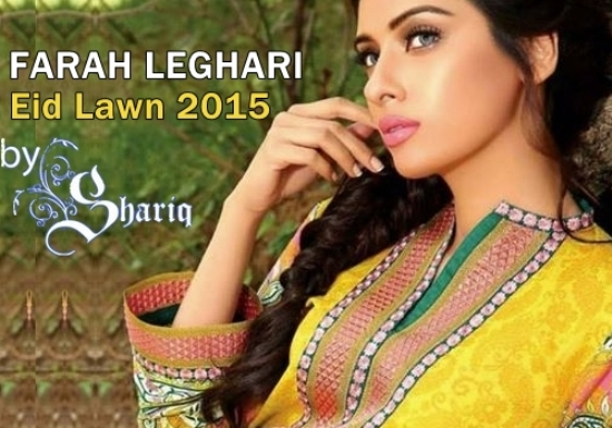 Farah Leghari Collection