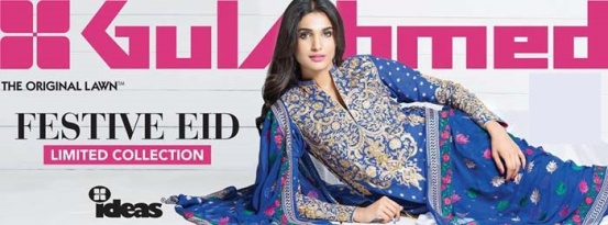 Gul Ahmed Latest Designs