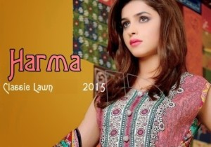 Harma Lawn Collection 2015