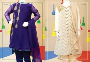 Junaid Jamshed Girls Collection