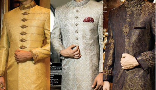 Wedding Sherwani Latest Designs