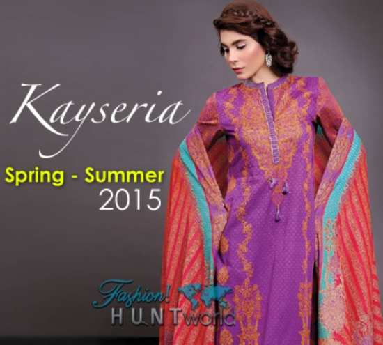 Kayseria Collection 2015