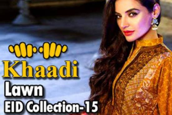 Khaadi Lawn Collection
