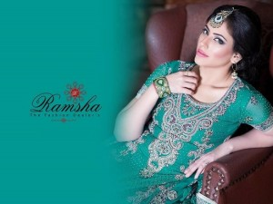 Ramsha Chiffon 2015