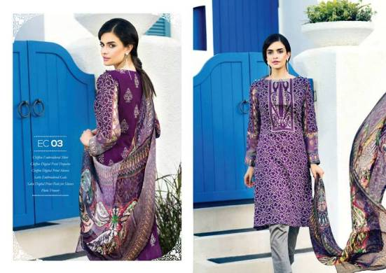 Resham Ghar Collection 2015