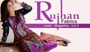 Rujhan Lawn Designs