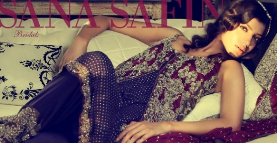 Sana Safinaz Bridal Collection 2015