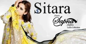 Sitara Sapna Chiffon