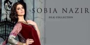 Sobia Nazir Silk 2015