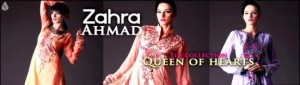 Zahra Ahmed Collection 2015