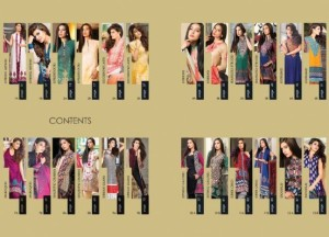 Zainab Chottani Collection 2015