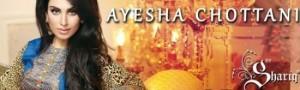 Ayesha Chottani Collection 2015