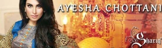 Ayesha Chottani Collection 2015