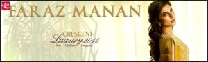 Faraz Manan Collection 2015