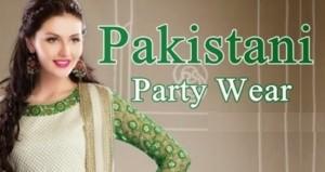 Pakistani Party Wear 2015