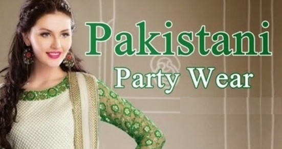 Pakistani Party Wear 2015
