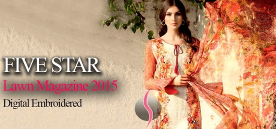Five Star Digital Lawn 2015