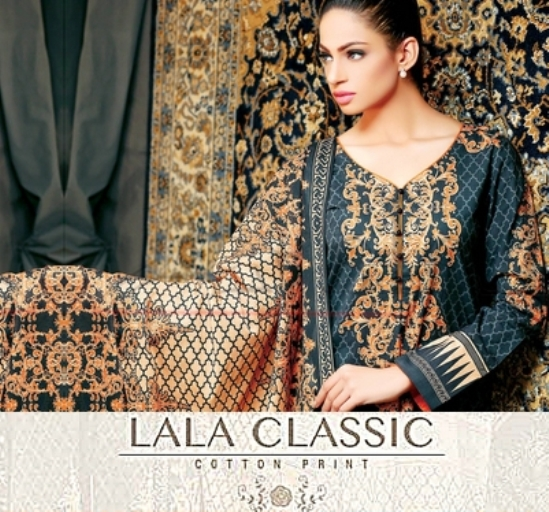 Lala Classic Cotton Volume I For 2015