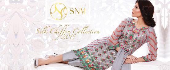 SNM Silk Chiffon 2015