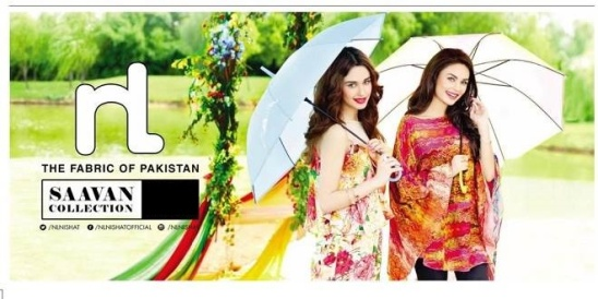 Nishat Pret Collection 2015