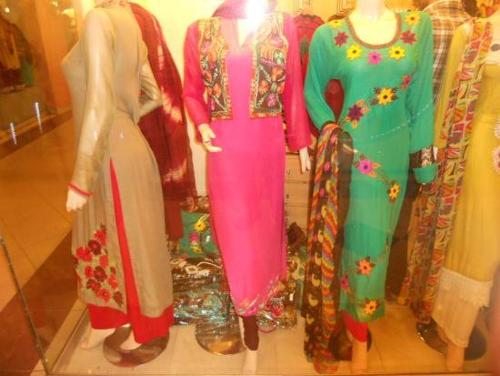 Pakistani Designer Readymade Dresses
