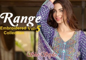 Rujhan Lawn Collection 2015