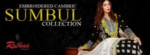 Rujhan Sumbul Cambric 2015