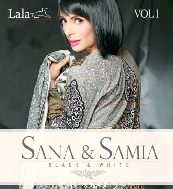 Sana Samia Latest Collection 2015