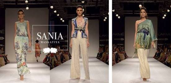 Sania Maskatiya Pret Collection 2015