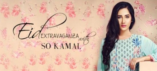 So Kamal Pret Collection 2015