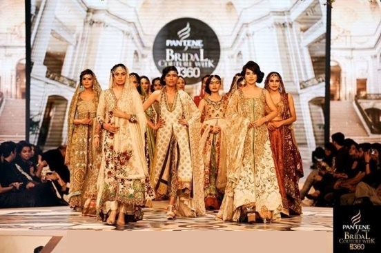 Style360 Latest Bridal Collection 2015