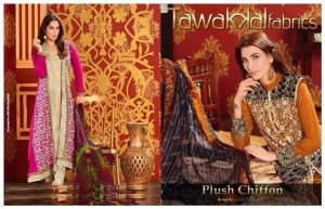 Tawakkal Chiffon Collection 2015