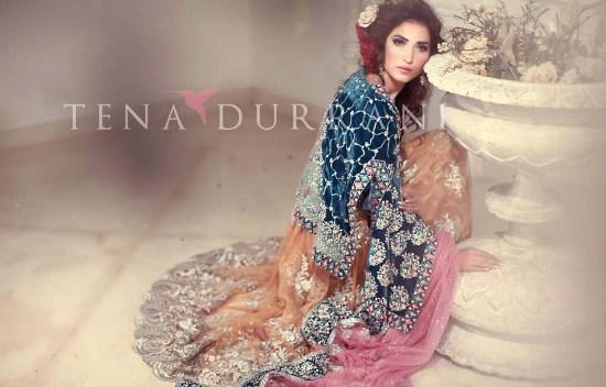 Teena Durrani Dresses 2015