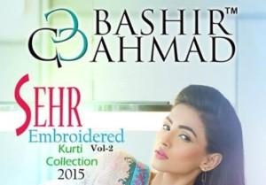 Bashir Ahmed Kurti Collection 2015