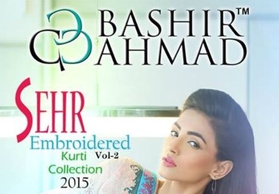 Bashir Ahmed Kurti Collection 2015