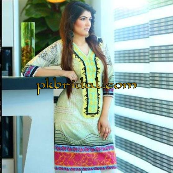 bashir-ahmed-sehr-cotton-kurti-2015-10